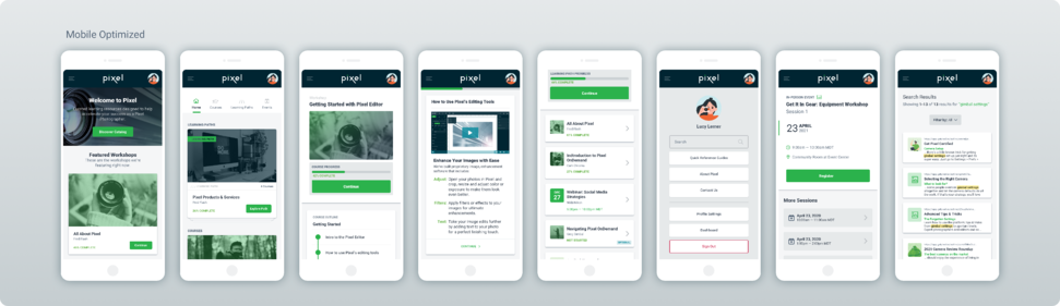 Northpass Blog | Enhanced Learning Sites | Mobile Optimized