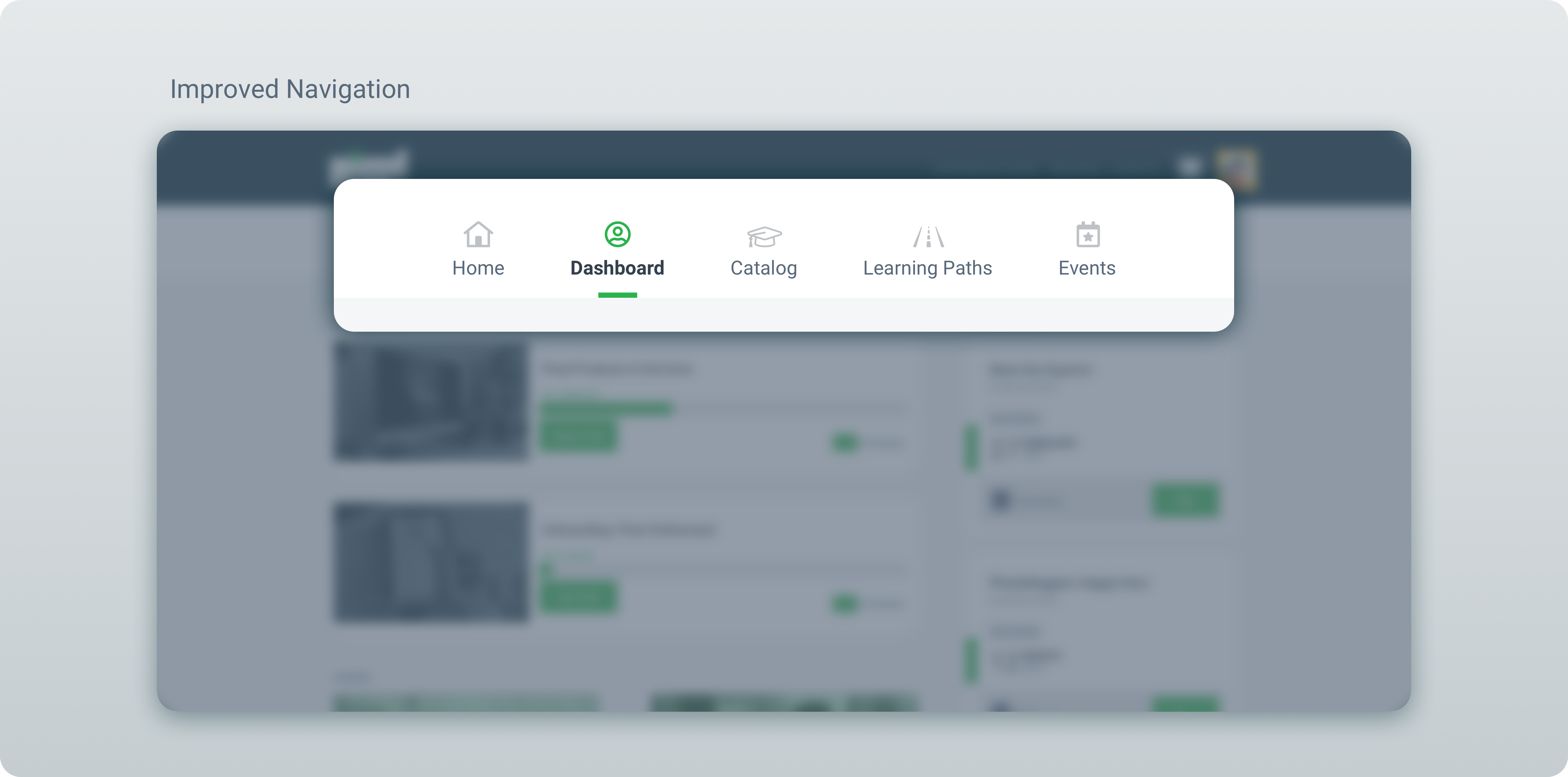 Northpass Blog | Enhanced Learning Sites | Course Cover Screen